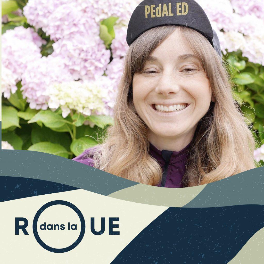 Dans la roue de Camille Pic : «Rouler en groupe» 👫 S01E02